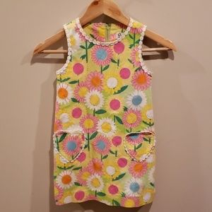 Adorable Lilly Pulitzer sunflower dress